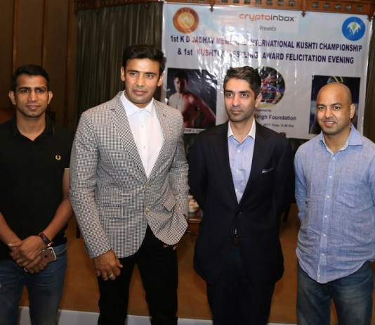 Sangram to make comeback, to promote wrestling- InsideSport