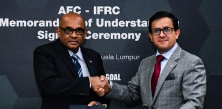 AFC, Red Cross sign pact for social development- InsideSport