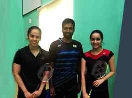 After training with Gopi Sir, Saina trains Shraddha for biopic- InsideSport