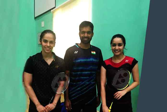 After training with Gopi Sir, Saina trains Shraddha for biopic- InsideSport