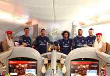 Emirates flies Real high with $83.75m annual deal- InsideSport