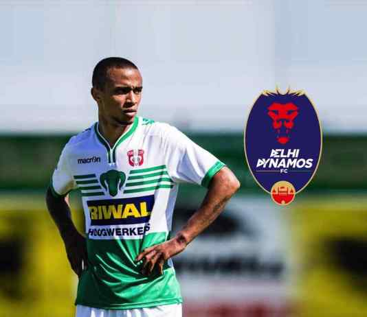 Delhi Dynamos sign Dutch wonderkid' Jeroen Lumu- InsideSport