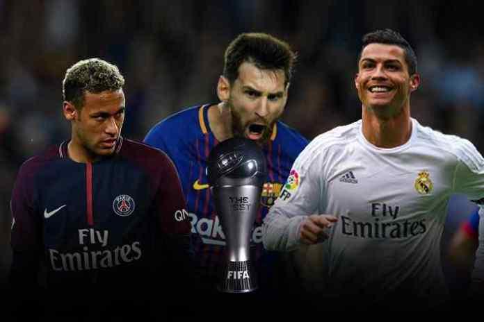 Shootout between Ronaldo, Messi and Neymar for FIFA's Award- InsideSport