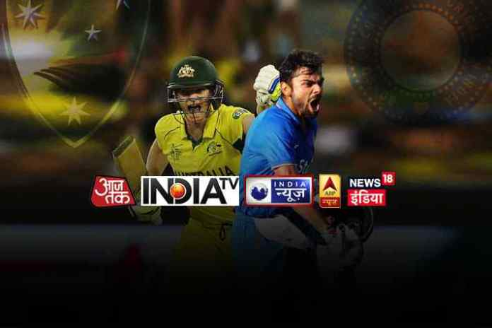 News channels gear up for big India-Australia battle- InsideSport