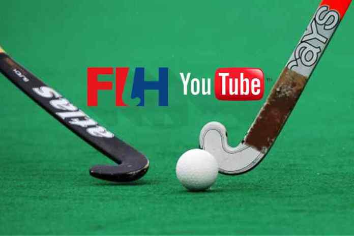 FIH-YouTube sign World League Finals broadcast deal
