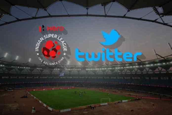 Hero ISL partners with Twitter to exploit regional markets-InsideSport