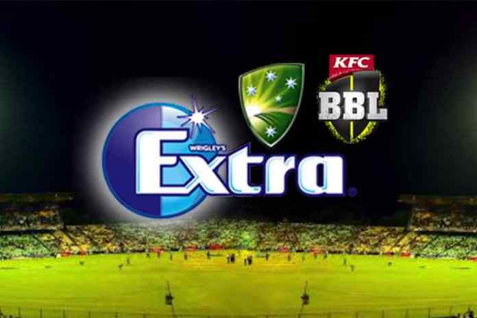 CA-Wrigley deal for Big Bash League official chewing gum