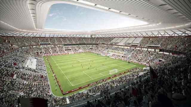 Ras Abu Aboud Stadium in Qatar - InsideSport