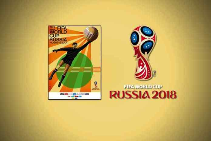 FIFA World Cup 2018 Russia Official Poster - InsideSport