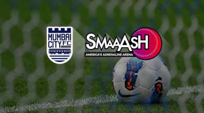 Mumbai City gets Smaaash as entertainment partner - InsideSport