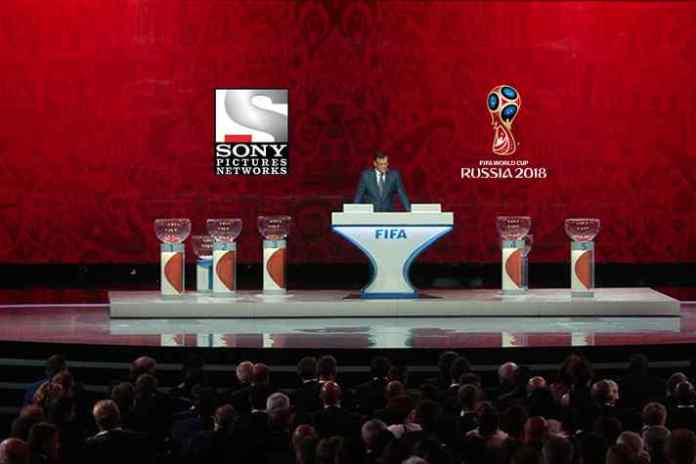 FIFA World Cup draw live on Sony - InsideSport