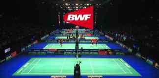 BWF to experiment new service law from March - InsideSport