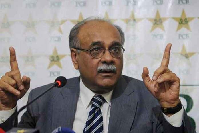 Najam Sethi, Chairman, Pakistan Cricket Board (PCB) - InsideSport