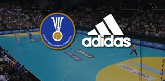 International Handball Federation, adidas snap ties - InsideSport