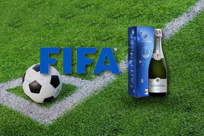 Taittinger stays official Champagne of FIFA World Cup - InsideSport
