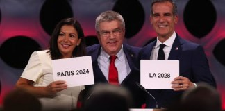 Joint sponsorship deals likely for Paris 2024, Los Angeles 2028 summer olympics - InsideSport