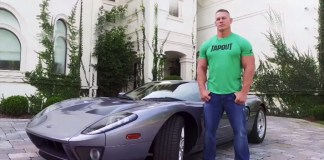 Ford sues John Cena for selling $500k supercar - InsideSport