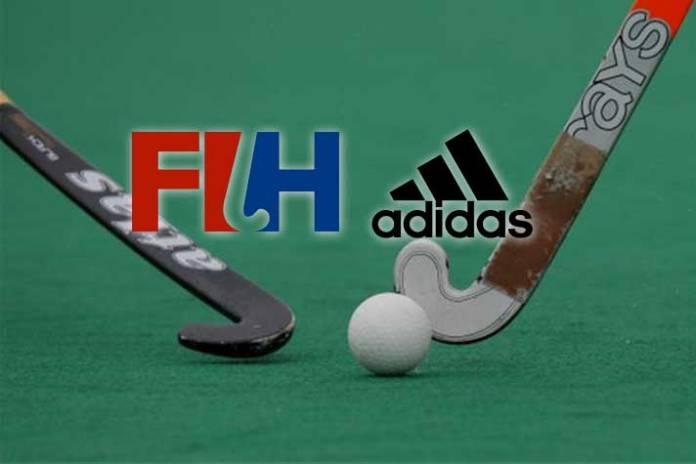 Adidas confirmed as official FIH partner - InsideSport