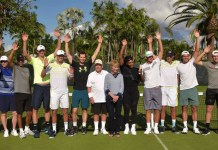 Bryan brothers, Nicklaus raise $1.1 million for charity - InsideS