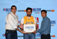 JABONG-NBA enter into merchandise partnership - InsideSport
