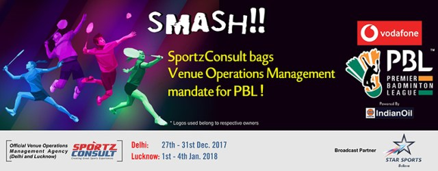 SportzConsult - Official Venue Operations Management for PBL - InsideSport