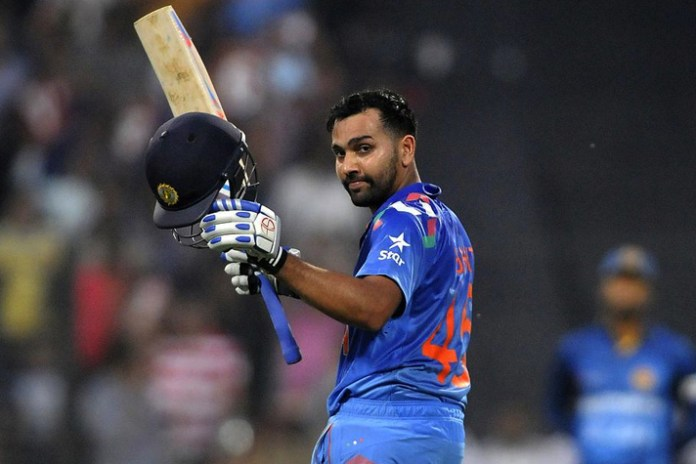 Rohit Sharma - InsideSport