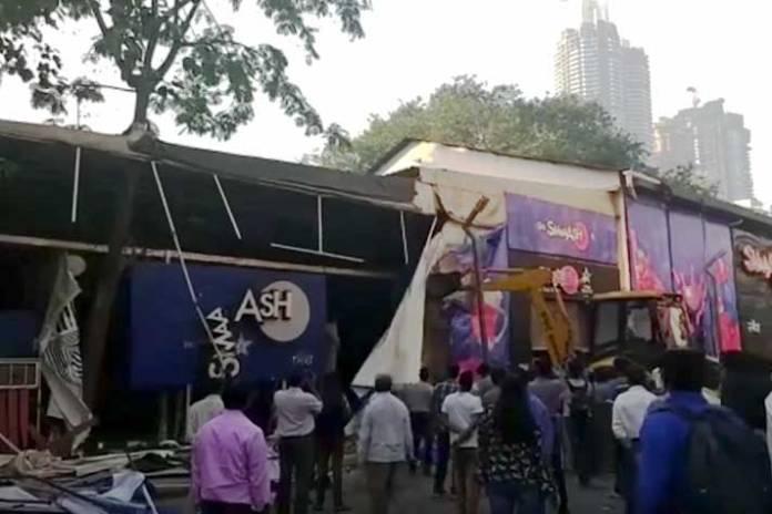 Sachin Tendulkar backed Smaaash Entertainment demolished by BMC at Kamala Mills, Mumbai- InsideSport