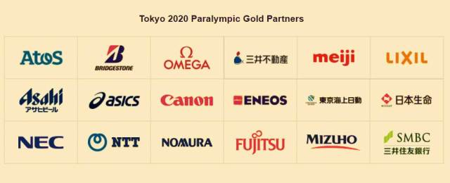 Tokyo 2020 Paralympic Gold Partners - InsideSport