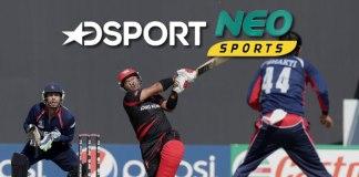 Hong Kong T20 Blitz Cricket - InsideSport