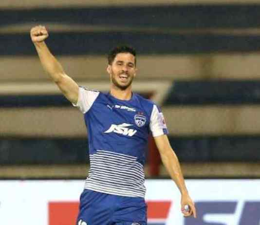 Edu Garcia - Bengaluru FC - InsideSport