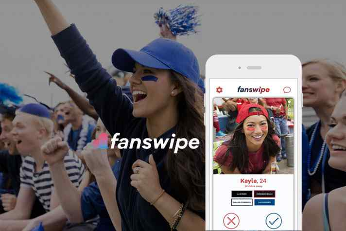 Dating app for sports fans