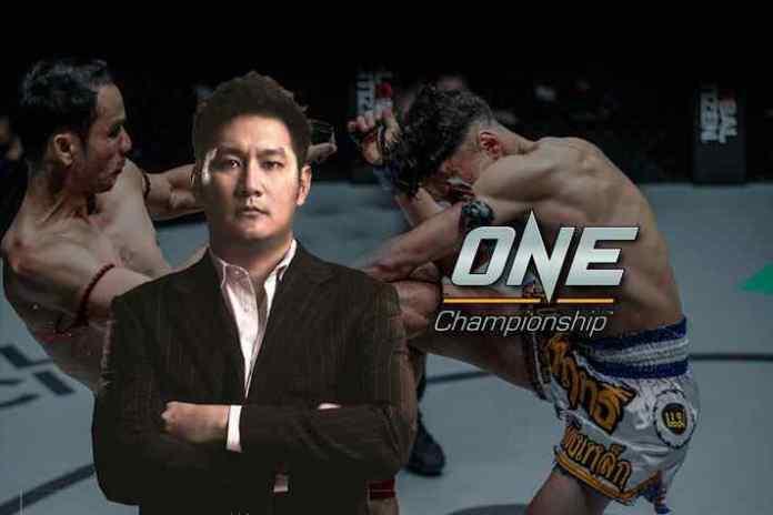 Chatri Sityodtong - One Championship - InsideSport