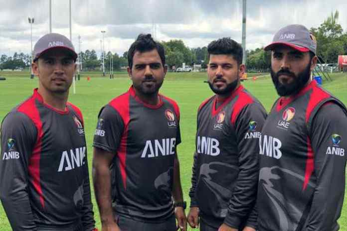 Emirates Cricket Board announces official team sponsor - InsideSport