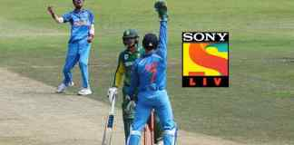 India-South Africa Friendship series,India-South Africa series,SonyLIV,Ind-SA Test series,SonyLIV