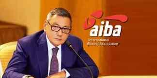 Gafur Rahimov - AIBA's Interim President - InsideSport
