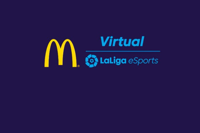 LaLiga: McDonald's to sponsor LaLiga's first esports competition - InsideSport