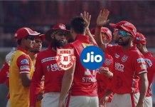 Jio Principal Sponsor for KXIP for IPL 2018 - InsideSport