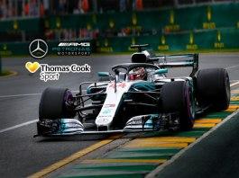 Thomas Cook Sport ties-up with Mercedes AMG Petronas F1 Team - InsideSport