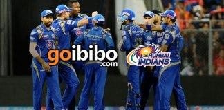 IPL 2018: Goibibo Principal Sponsor for Mumbai Indians - InsideSport