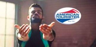 Virat Kohli - Swagpack - American Tourister - InsideSport