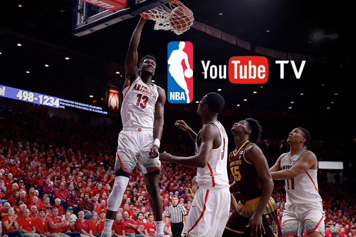 YouTube TV to 'present' 2018 NBA Finals following successful World Series sponsorship