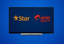 Star India channels go off from Airtel Digital TV package - InsideSport