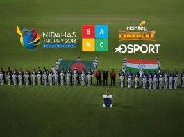 Nidahas Trophy 2018: Rishtey Cineplex rides cricket wave for best ever ratings, tops genre - InsideSport