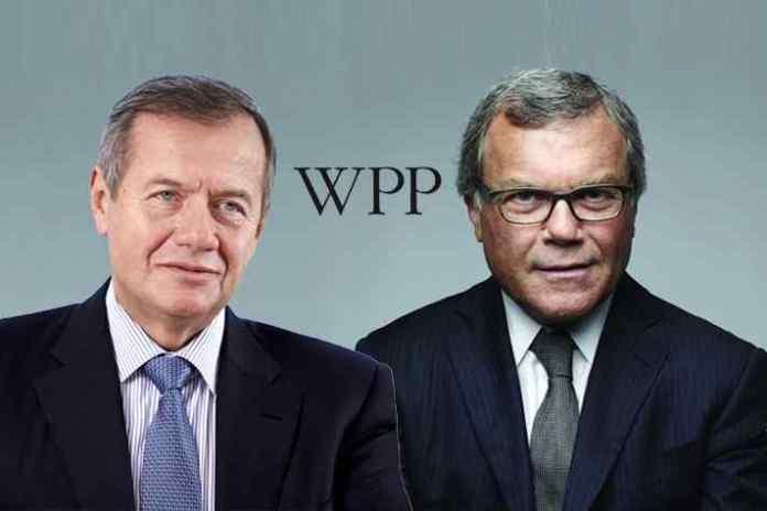 Roberto Quarta (left) has replaced Sir Martin Sorell (right) as WPP Executive Chairman - InsideSport
