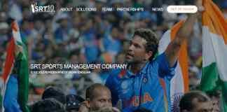 Sachin Tendulkar launches his company's official website - InsideSport