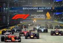 Singapore Airlines to stay Formula 1 Singapore Grand Prix title sponsor - InsideSport