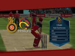 IPL 2018: Nazara announces second mobile cricket game with Royal Challengers Bangalore - InsideSport