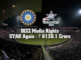 BCCI media rights: It is Star again @ ₹6,138.1 crore - InsideSport