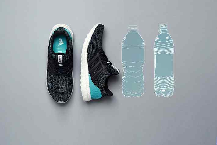 Plastic Bottle Shoes Adidas