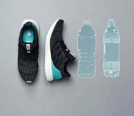 Adidas shoe made from plastic bottle: A shoe that prevents plastic bottles from entering the ocean - InsideSport